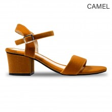 Jiasilin Ankle High Mid Heels (TK110)