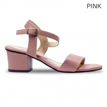Jiasilin Ankle High Mid Heels (TK110-1)