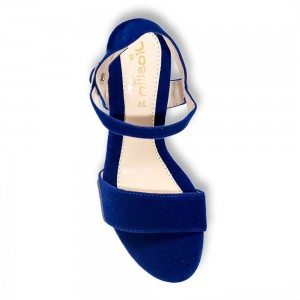 Jiasilin Ankle High Thick Heels (KJ392)