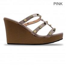 Jiasilin Cut-Out Women Platform Wedges Heels (M13-57)